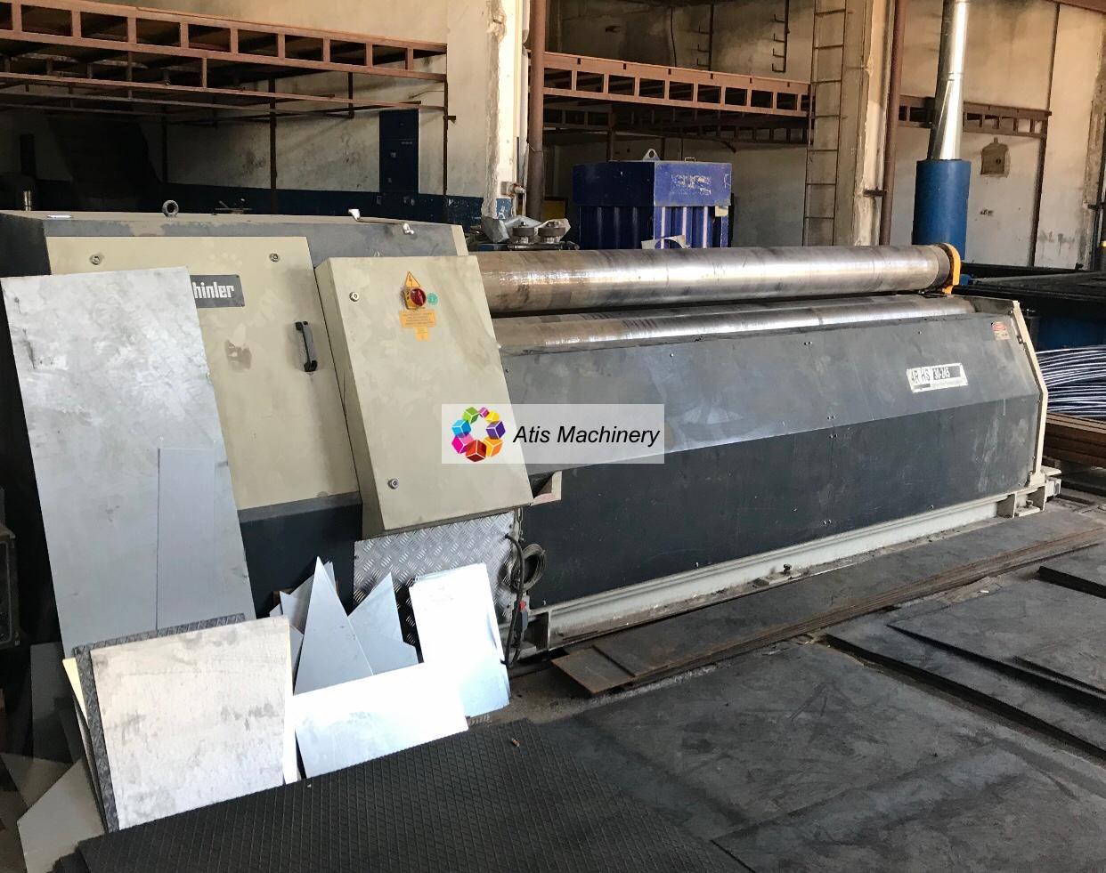 Sahinler Plate Bending Machine